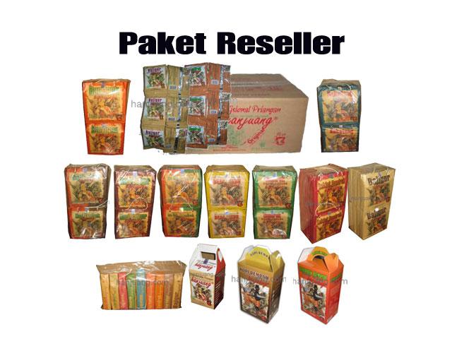 Promo Hanjuang Desember 2012 Paket Reseller