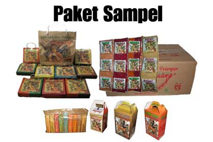 Paket Sampel Hanjuang.com