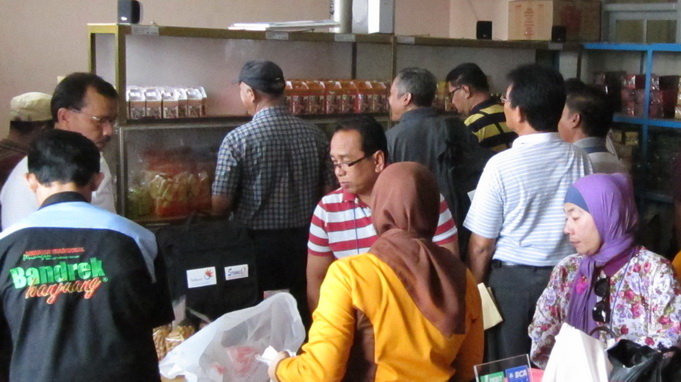 Oleh-oleh Khas Bandung