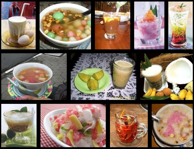 13 traditional drink indonesia
