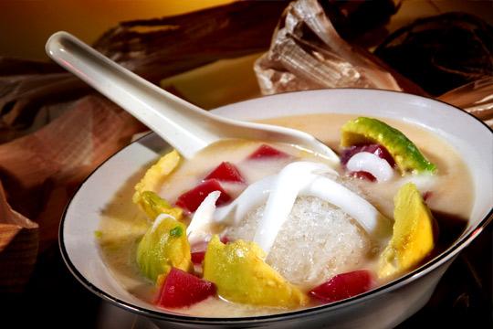Contoh Minuman Khas Sunda