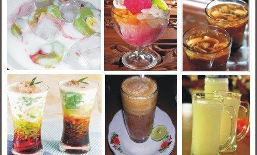Aneka Macam Dan Rasa Minuman Tradisional Khas Indonesia