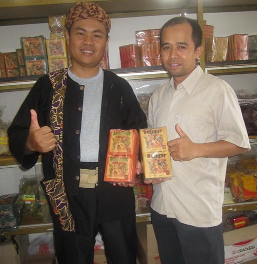 Toko jual Bajigur Hanjuang