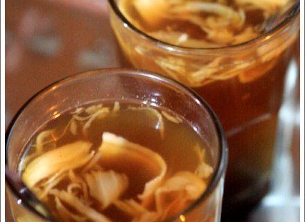 Bahan dan Cara Membuat Minuman Bandrek