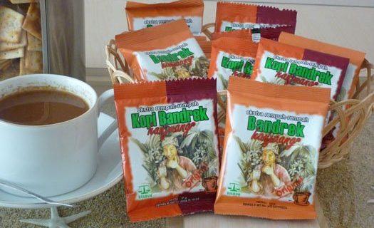 Distributor Minuman Bandrek Bajigur Kemasan Sachet Hanjuang