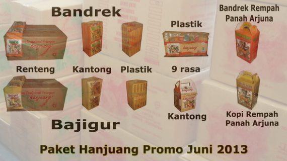 Promo Hanjuang.com Bulan Juni 2013