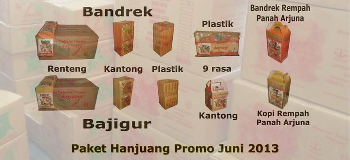 Promo Hanjuang Juni 2013