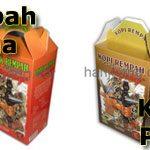 Produk Minuman Tradisional yang Mengandung Tribulus Terrestris di Indonesia