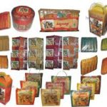 Minuman Tradisional Produk Hanjuang Kemasan Kantong Plastik