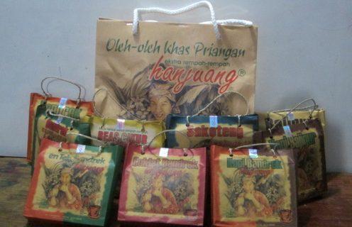 Pusat Pemesanan Bandrek Sachet Hanjuang di Bandung