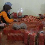 Tahapan Produksi Minuman Tradisional Bandrek hanjuang
