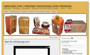 Tempat Jual Bandrek Bandung