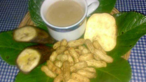 Cara Penyajian Bandrek Minuman Tradisional Khas Jawa Barat