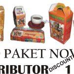 Syarat Distributor Bandrek Hanjuang untuk Promo Paket November 2013