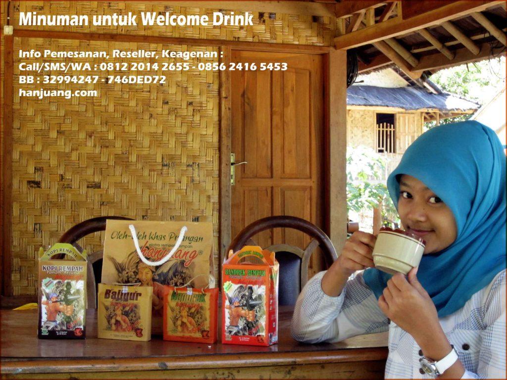 Minuman-untuk-welcome-drink
