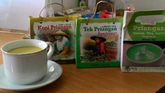 Resep Asyik Minum Bajigur dan Green Tea Latte