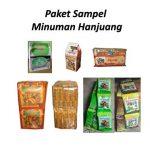Paket Sampel Minuman Hanjuang