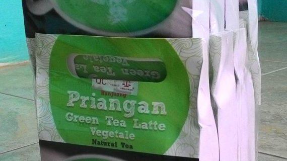 Harga Jual Green Tea Latte Hanjuang Murah dan Rasanya Enak