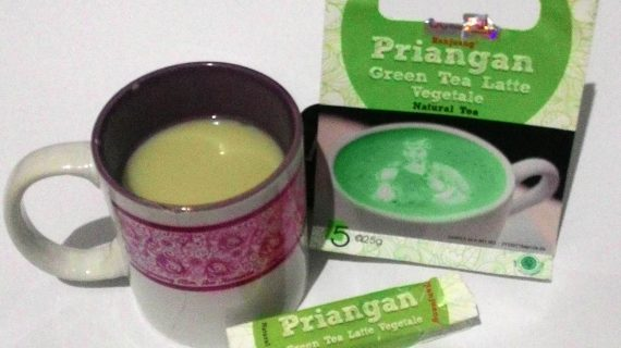 Cari Green Tea Latte Instant Siap Seduh ?!