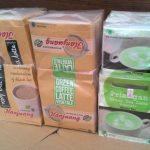 Paket Latte Hanjuang : Green Tea Latte, Green Coffe Latte, dan Black Tea Latte Vegetale