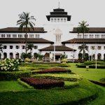 Wisata Gedung sate Bandung