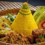 Resep nasi kuning dari jawa Barat