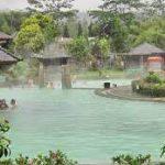 Wisata pemandian air panas ciater