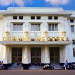 Wisata Gedung Merdeka Kota Bandung