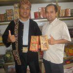 Toko oleh-oleh di bandung yang menjual minuman tradisional hanjuang