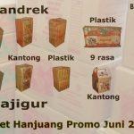 Promo agen distributor minuman tradisional hanjuang