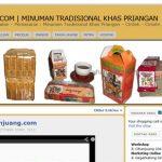 Tempat Jual Bandrek di Bandung Online ada di Gegerkalong Girang