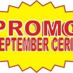 Promo September 2014