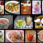 Aneka macam minuman tradisional Indonesia