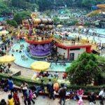Wisata kolam renang karang setra Bandung