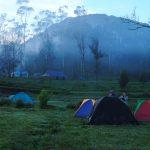 Wisata hutan lindung Ranca Upas