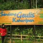 Sendang Geulis Kahuripan, Mata Air Indah di Bandung Barat